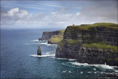 Ireland. Cliffs of Moher.