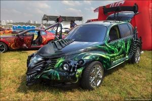 Autoexotics - classic and custom car show