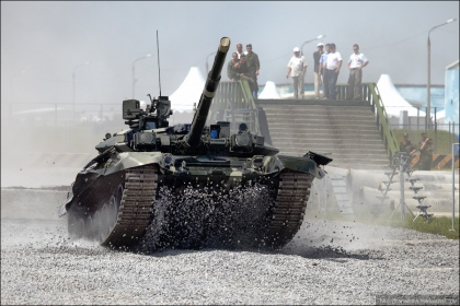 Military Tank and Car Show